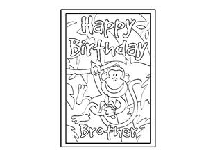 photo regarding Printable Children's Birthday Cards identified as printable little ones s birthday playing cards - Leyme