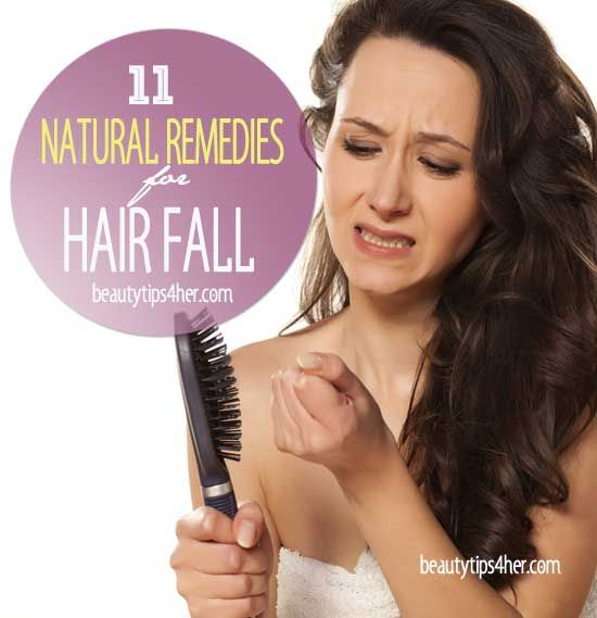 Diy Hair Treatment For Loss: 11 Natural Home Remedies For Falling Hair