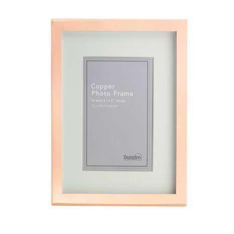 Copper Frame | Dunelm