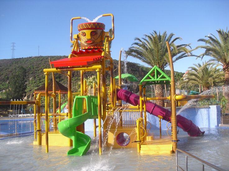 Multiplay Fabricantes de Parques acuáticos en España