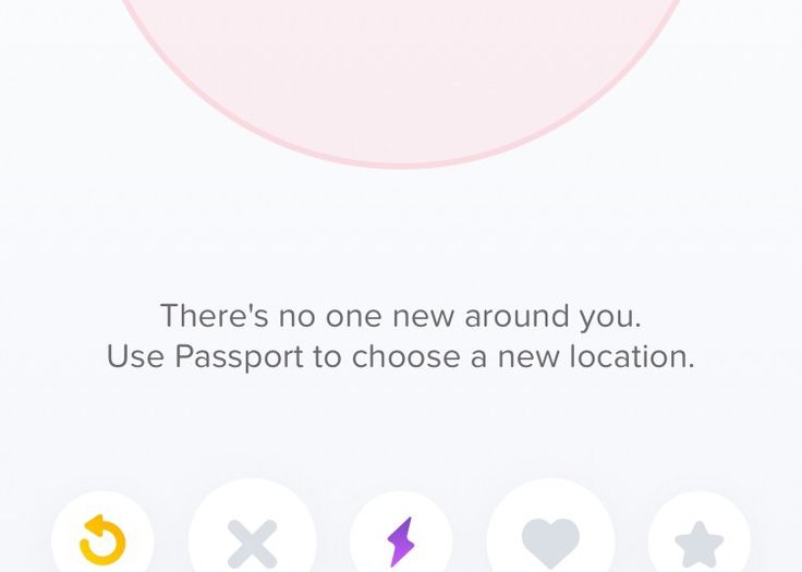 When you're lonely and your dating application affirms you that you truly are lonely ): http://ift.tt/2jdGy4a
