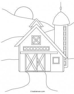 The 25+ best Farm coloring pages ideas on Pinterest | Preschool ...