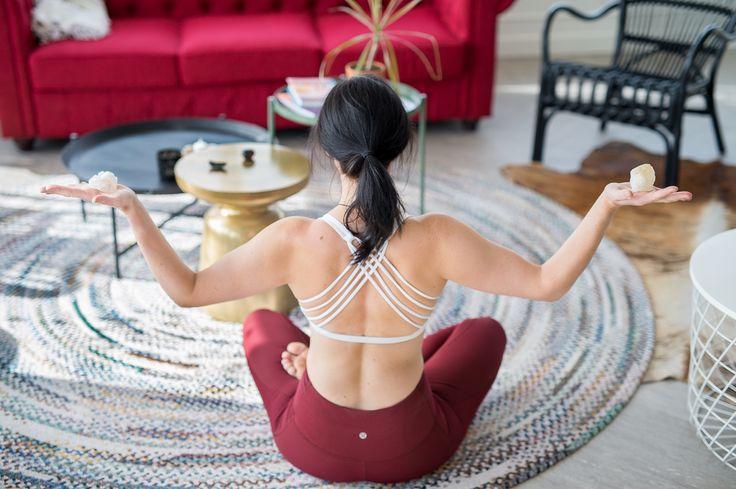 Yoga for Vitality - Padmasana
