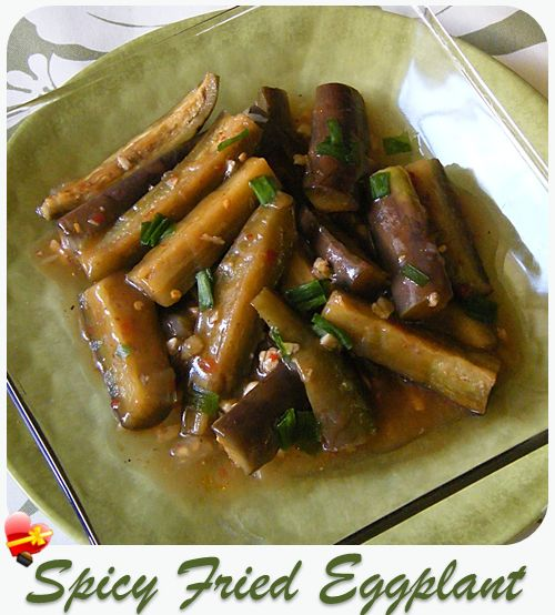 31 best local style chinese recipes images on pinterest asian food delicious spicy fried eggplant with garlic chili sauce get more local style recipes here forumfinder Images