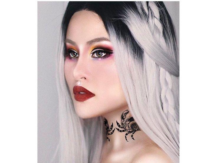 Esta bloguera creó 12 maquillajes según los signos del zodíaco