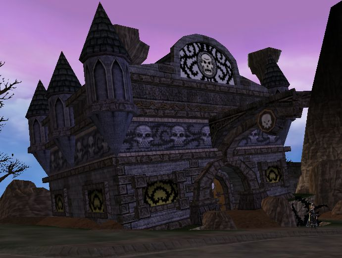 wizard 101 view | The Death School spells tend to be more complex than those of other ...