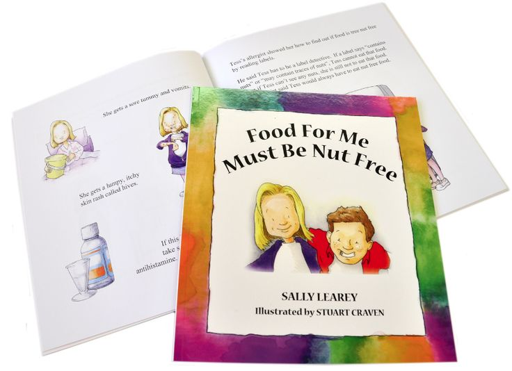 Food For Me - Nut Free was .00 - Allergy & Anaphylaxis Australia