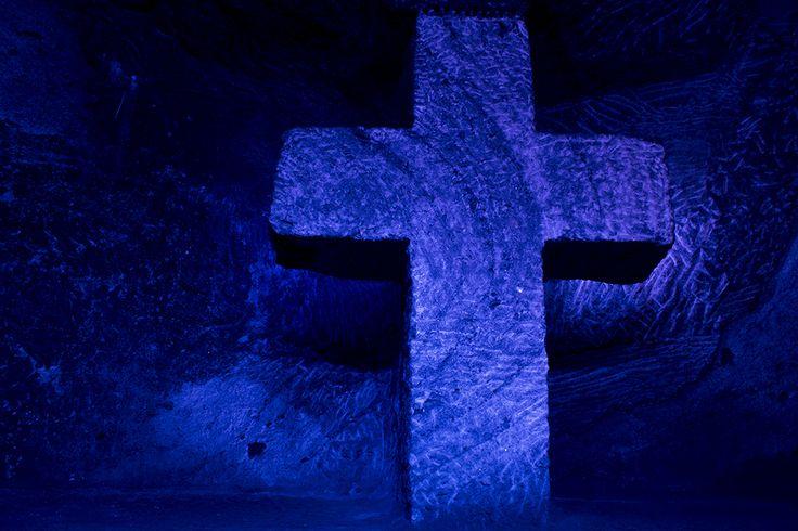 Religious, hmmm..., color, Salt Cathedral