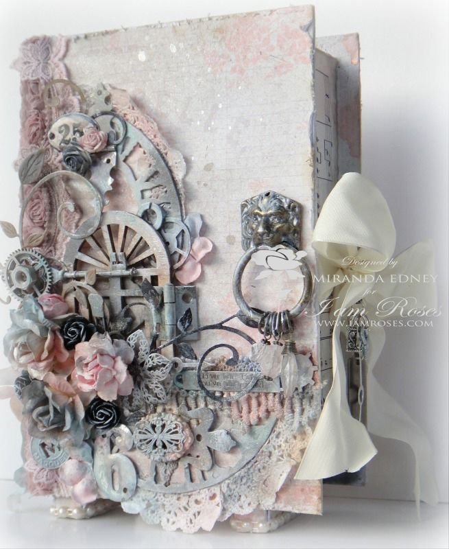 Altered Book Box - Scrapbook.com