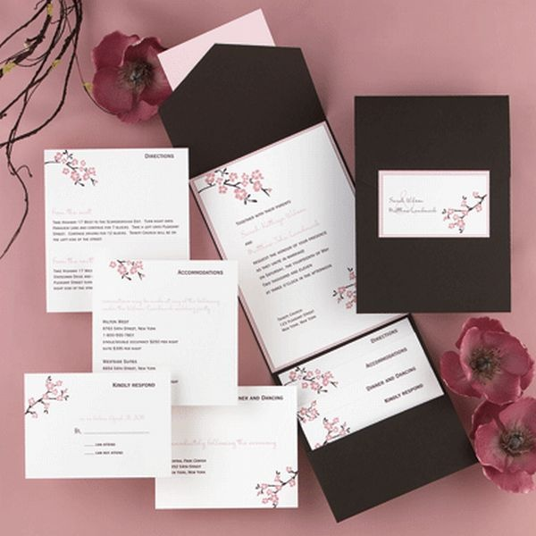 70 best affordable wedding invitations images on Pinterest - best of invitation card wedding format