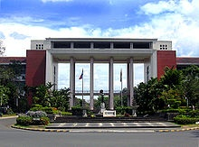 University of the Philippines Diliman  -is the fourth oldest and is the largest, in terms of student population, of all the seven (7) major campuses of the University of the Philippines.