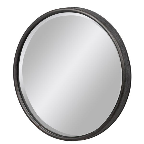 Lembo Metal Round Wall Mirror With Images Mirror Wall