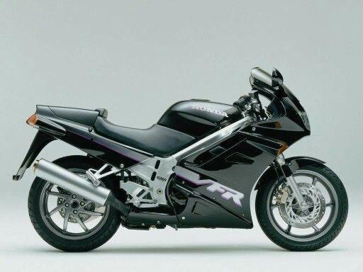 Hebben! Honda VFR 750 f