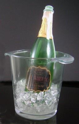 Fake Food Champagne Bucket