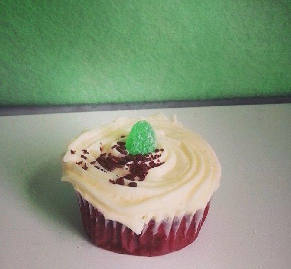 TravelGround celebrates St Patrick's Day with some tasty cupcakes. Thanks Rosie!