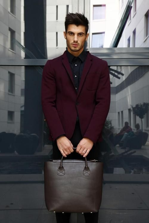 30 best Burgundy Sports Jacket images on Pinterest | Menswear ...