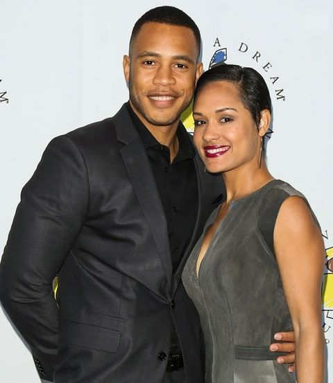 Empire Costars Trai Byers And Grace Gealey Get Married