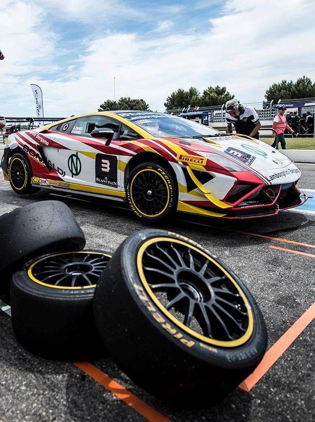 Lamborghini Super Trofeo Lamborghini Vs Lamborghini Racing Stuff Pinterest