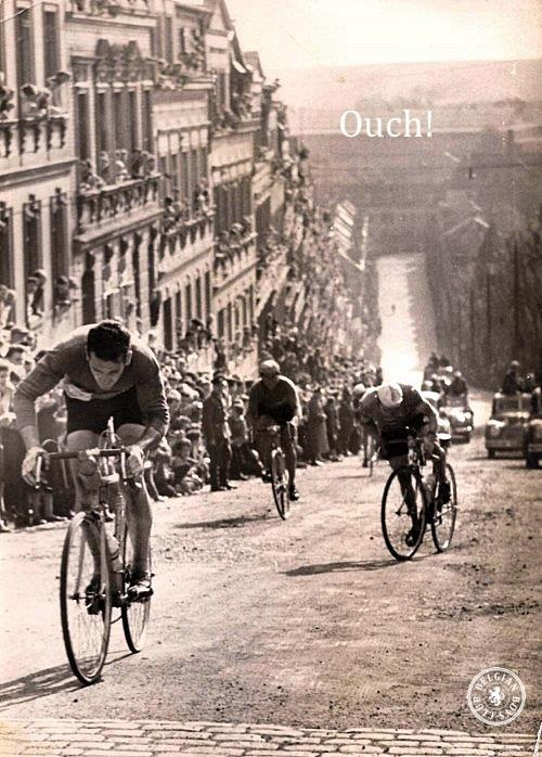 """The good old days, at least we hope they were. Was there ever really a """"clean"""" time in #cycling?"""