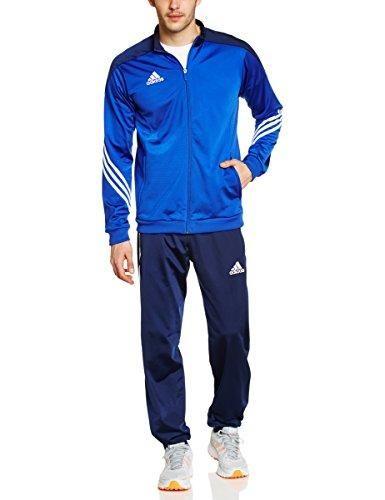comprar ofertas de adidas Sereno 14 – Chándal para hombre, color azul claro, talla S barato