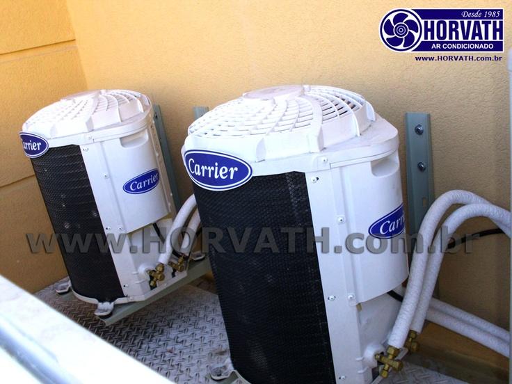 Condensadoras Carrier - http://www.horvath.com.br/ar-condicionado-carrier.asp