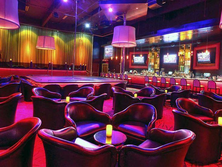 Nightclub strip shows