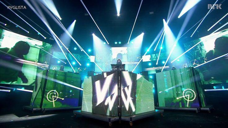 Alan Walker - Intro(Faded Remix) | Live @  Ravolution festival (HCMC)