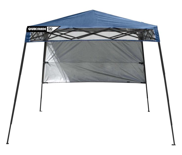 Canopy Tent Backpack Portable Sun Shade Shelter Blue