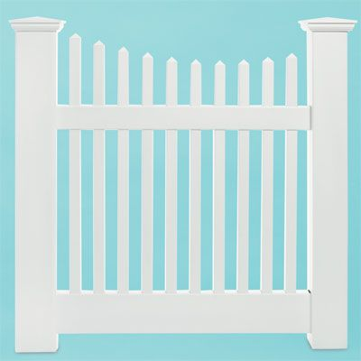 26 Best Images About Vinyl Fencing On Pinterest Arbors
