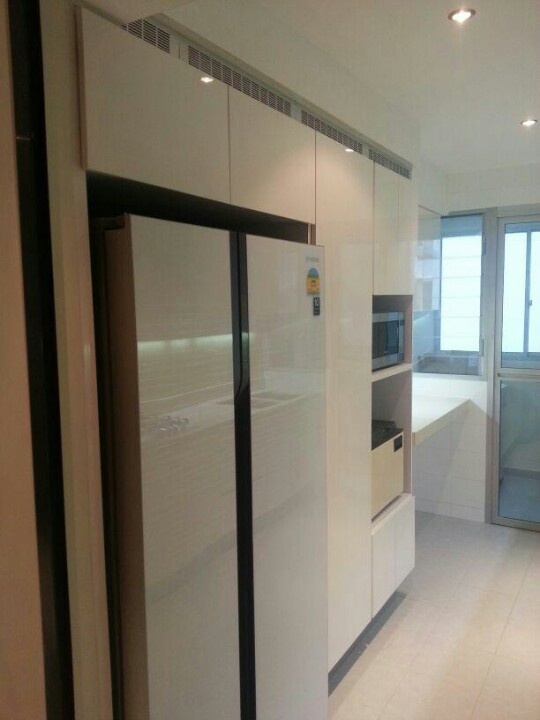 Bto kitchen by omus living cooking dungeon pinterest for 4 room bto interior design