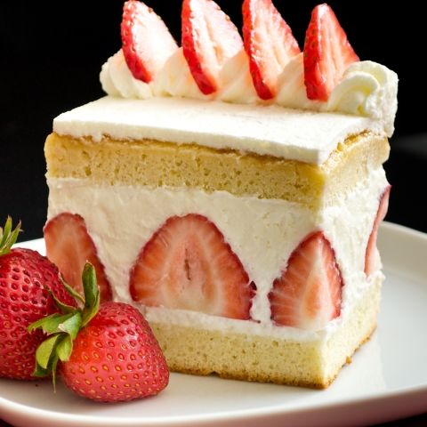 Japanese kasutera cake - This looks exactly like the cake I used to get every year for my birthday from my favorite bakery, Mazzetti's. mmmmmmm Hope this comes close.