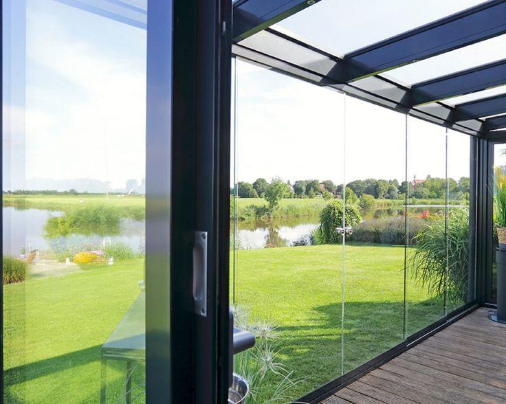 8 besten Sommergarten Bilder auf Pinterest Glasdach - wintergarten als wohnzimmer