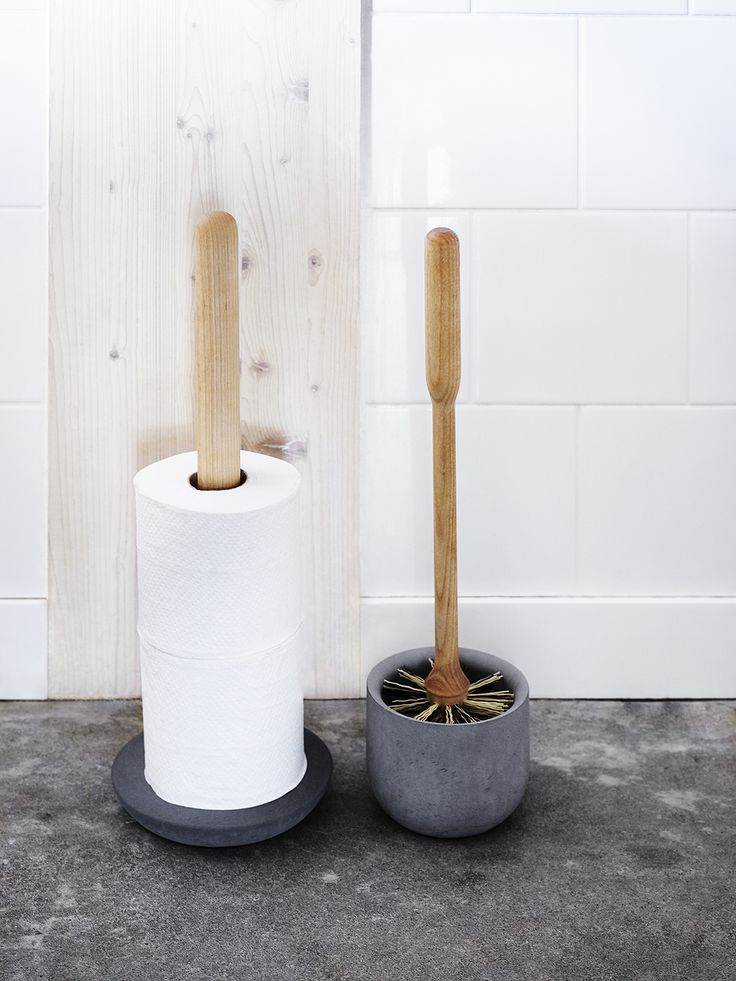 toilet brush holder brosse de toilette et porte papier wc made in sweden to