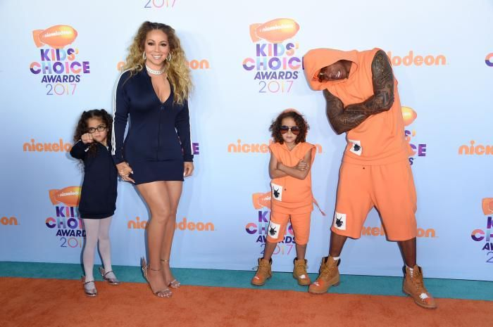 Mariah Carey, Nick Cannon, twins Monroe and Moroccan - Mariah Carey's life in pictures