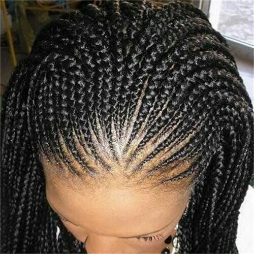Layer Braids Natural Hair Styles Braided Hairstyles