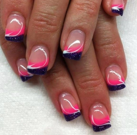 ideas for gel nail tips - Google Search