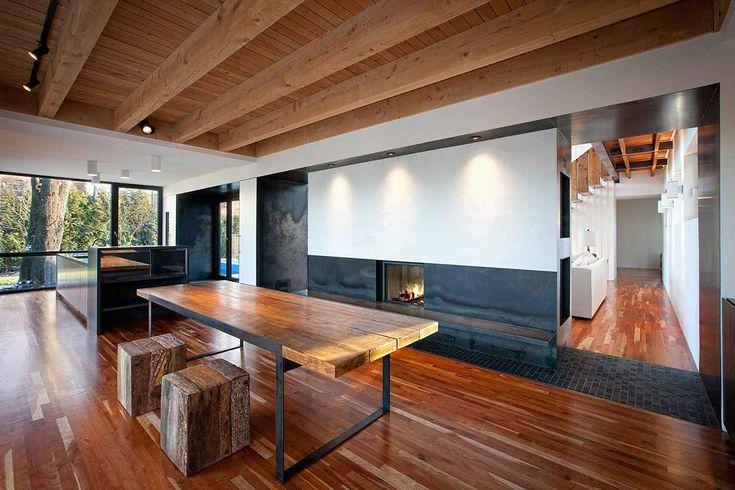 Foyer au bois Stûv