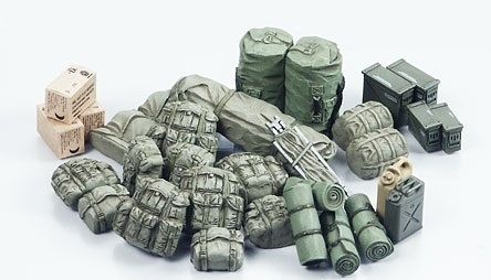 Tamiya 35266 Modern U.S. Military Equipment Set
