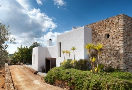 A villa in north Ibiza designed by TG Studio in relaxed luxury style