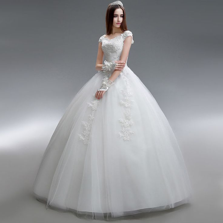 Buy Womens White Solid Wedding Gown Online In India At Best Price