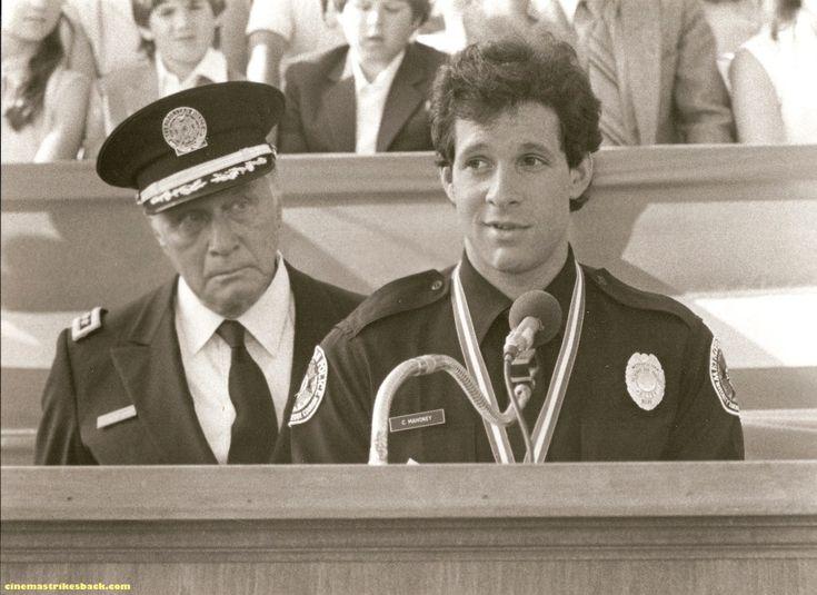 «Полицейская академия» (англ. Police Academy) 1984