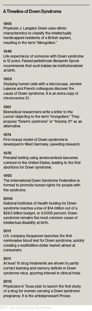 A Scientist's Journey: From Testing for Down Syndrome to Treating It