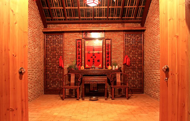 M.O.D.E.S constructs 'yan' ancestral hall in yulin, china