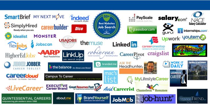 50+ Best Websites For Job Search 2017 Job search, Resume and Career - livecareer sign in