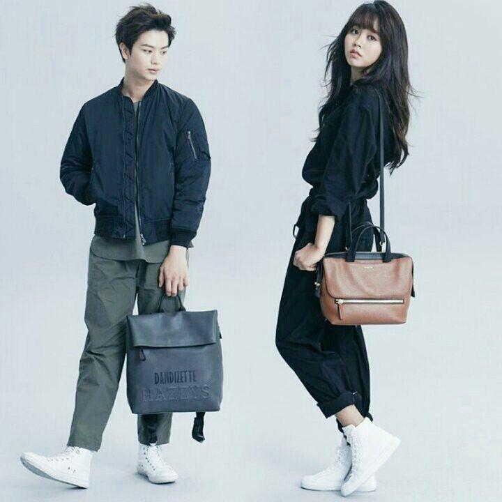 SungJae with SoHyun