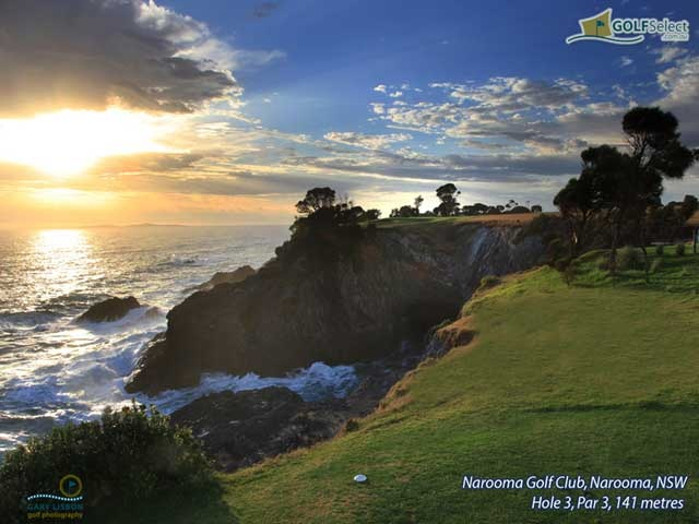 #Narooma Golf Course, #Australia