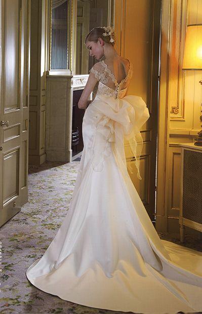 MMD-1094 \200,000 The Wedding dressに掲載して頂きました。 マーメイドドレス、マーメイドラインのメリーマリー Merry Marry