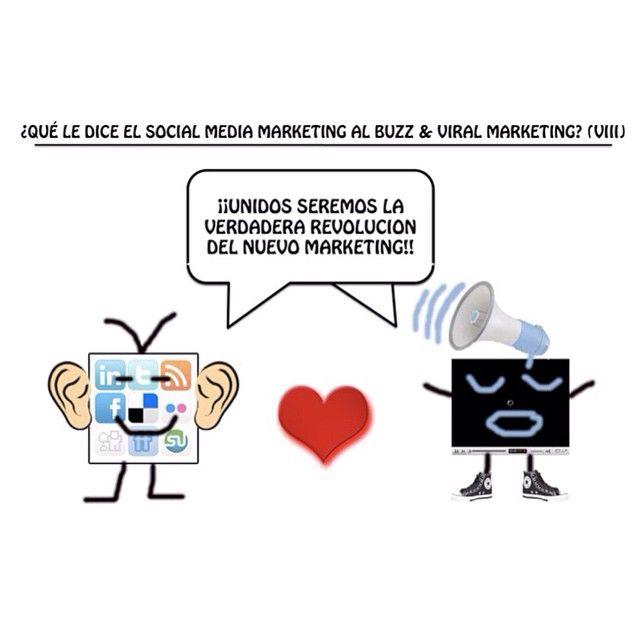 Felices de celebrar el día del amor!!! emoji️especialmente al estilo #SocialMedia con quien en el mundo digital así como en la vida aprendimos a conversar no solo es hacernos sentir es demostrar que nuestros fans importan y que su aporte es esencial! El #SocialMediaMarketing es una evolución natural del #Buzz y el #ViralMarketing ambos forman parte del nuevo paradigma: los líderes de opinión, donde la definición del target más allá del producto con el boca a oreja. #Amor