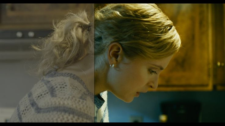 What a Movie's Scenes Look Like Straight Out of the Camera Versus In Theaters. Color Grading movies for mood and tone. #Film #MovieMagic.