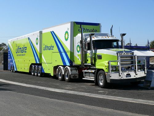 Mack, BP Ultimate, Bathurst | BP's product display truck. Ba… | Flickr
